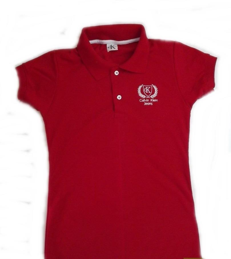 camisa camiseta gola polo feminina várias marcas promoção! Carregando zoom. 8176f2e138b