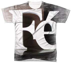 7f1d7cdd8e Camisa Camiseta Gospel Cristã Deus Evangélica Jesus 078