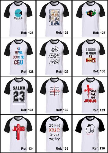 camisa camiseta gospel evangélica cristã religiosa jesus