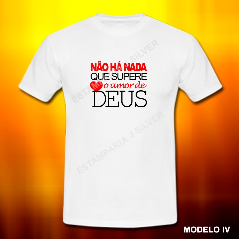 c006e43de46 Camisa Camiseta Gospel Protegido Por Jesus Personalizada