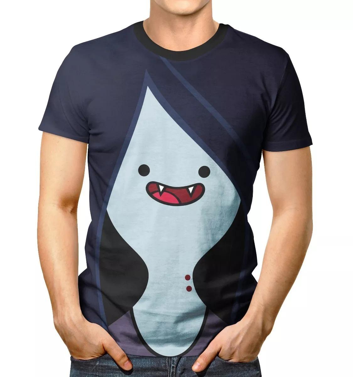82b5be3e1 camisa camiseta hora de aventura marceline estampa 3d full. Carregando zoom.