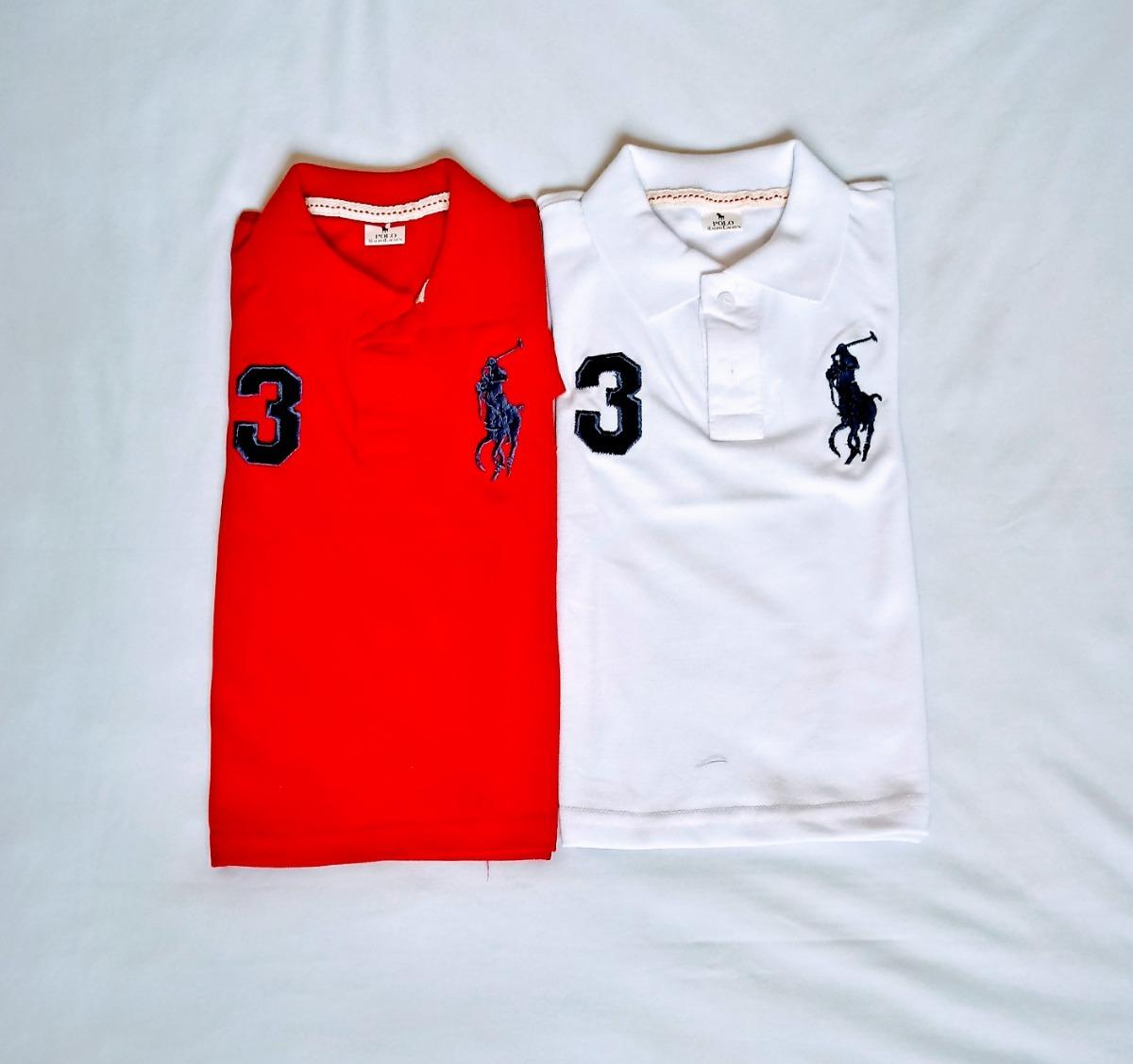 camisa camiseta infantil kit 5 peças masculina polo lindas. Carregando zoom. fa99405643509