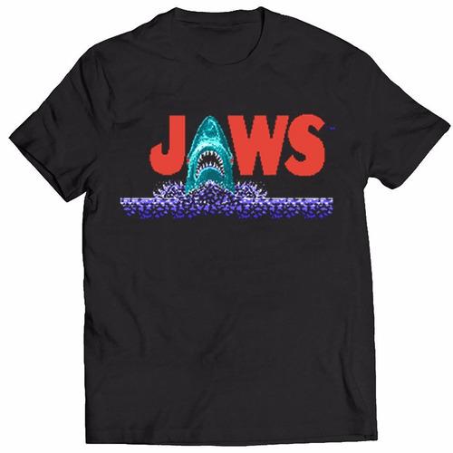 camisa camiseta jaws tubarão jogo ps2