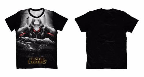 camisa camiseta league of legends - nocturne
