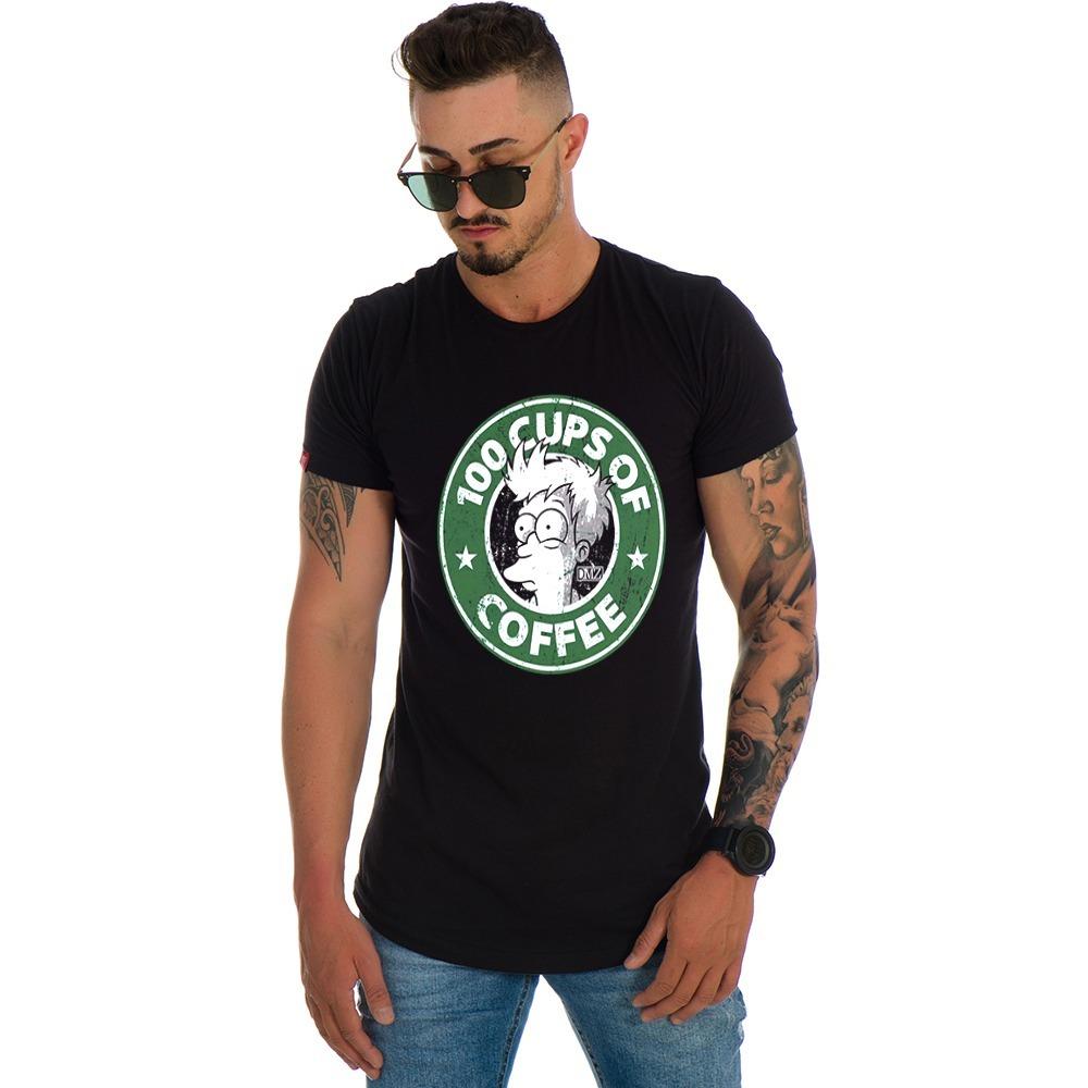 d23fb2012b Camisa Camiseta Longline Personalizada Lançamento Animes - R  69