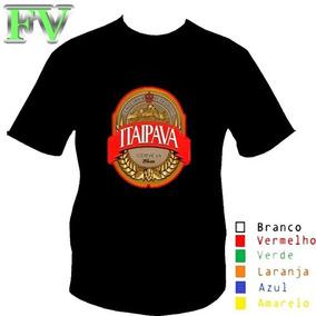 b1c789d1e6 Camisa Camiseta Cerveja Itaipava Logo Thug Life Top Swag