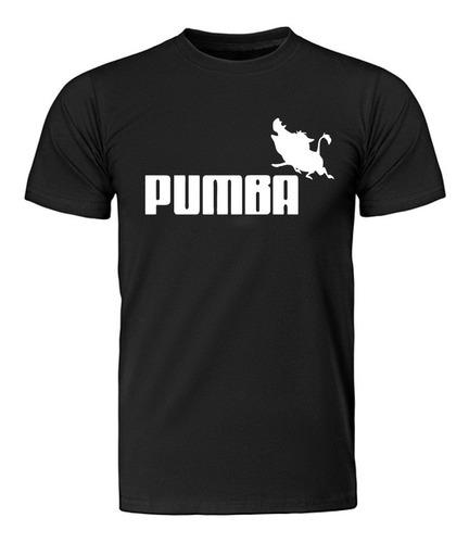 camisa, camiseta masculina pumba 100% algodão watc