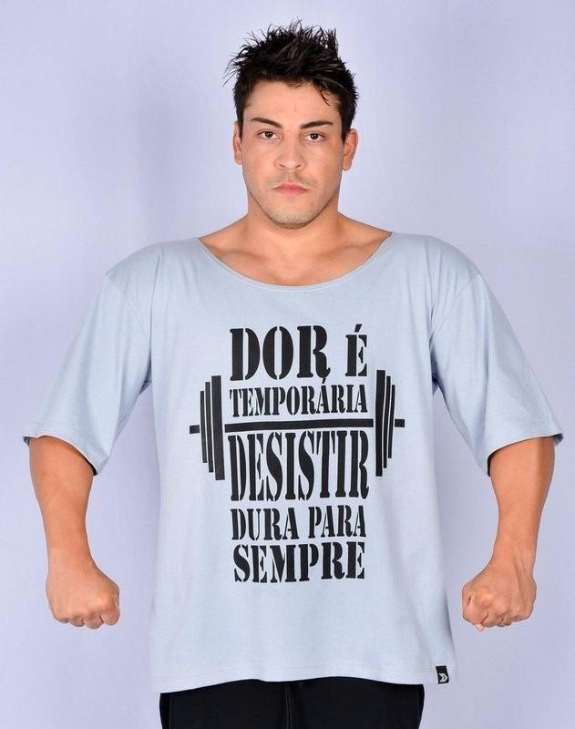 camisa camiseta masculino morcego fitness musculação malhar. Carregando zoom . f2c48aebd0a49