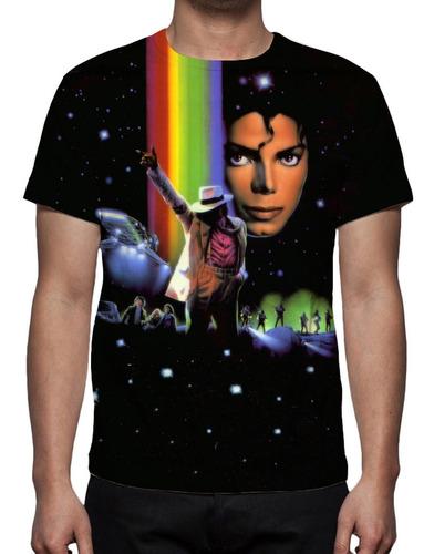 camisa, camiseta michael jackson - moonwalker