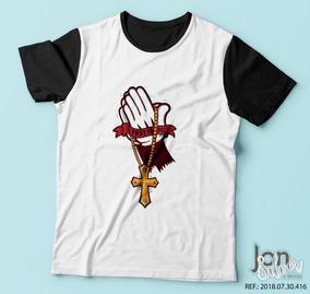 475e2125cf Camiseta Mão Mickey Hip Hop - Camisetas e Blusas no Mercado Livre Brasil