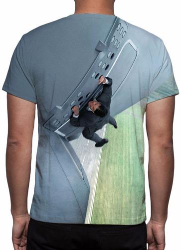 camisa, camiseta missão impossível 5 nação secreta - 2015