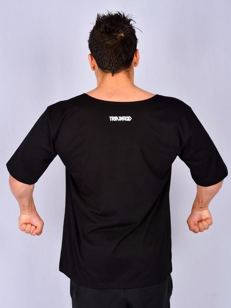 camisa camiseta morcego musculação fitness masculino malhar. Carregando zoom . a281c080a8f69