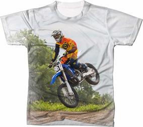 9f84d1096 Camisa Motocross Feminina no Mercado Livre Brasil