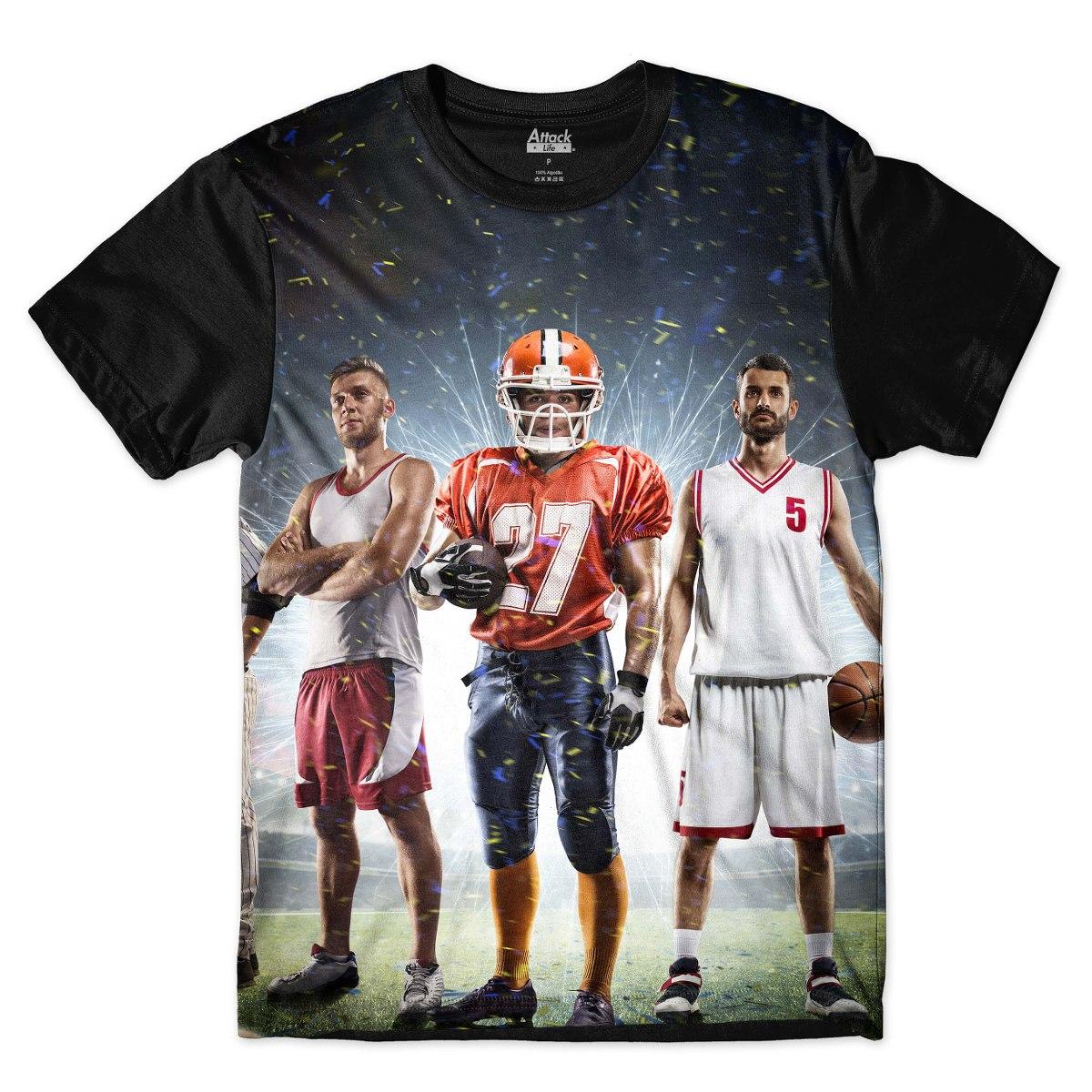 ea967bd53 camisa camiseta nba nfl corrida esporte futebol jogador nhl. Carregando zoom .