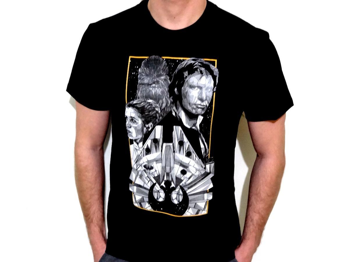 ac1965403 camisa camiseta nerd geek star wars han solo guerra estrelas. Carregando  zoom.