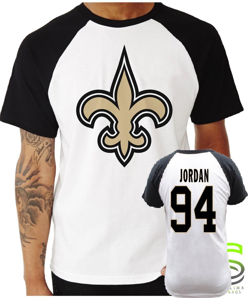 4e2a9a47de916 camisa camiseta new orleans saints jordan nfl. Carregando zoom.