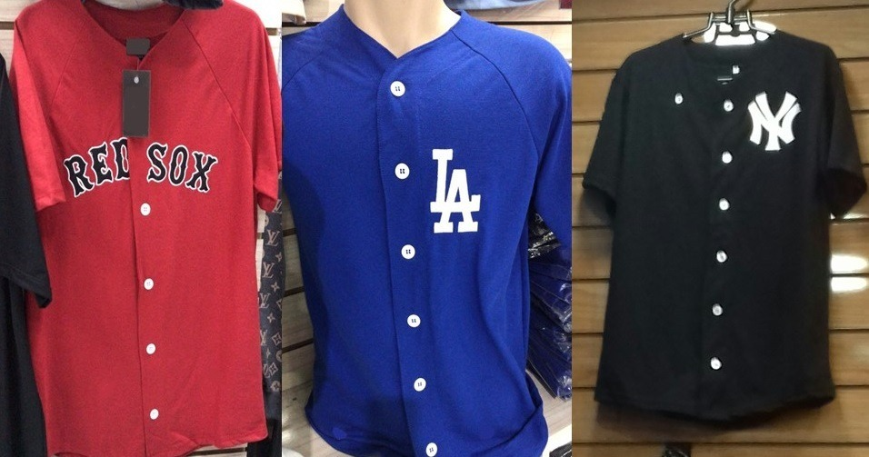 camisa camiseta new york yankees la dodgers mlb baseball ny. Carregando zoom . f1358712465