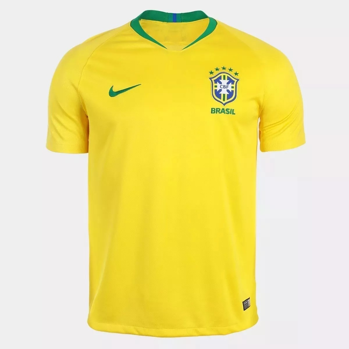 a113ef19600e0 camisa camiseta nike seleção brasileira (promoção 40% off). Carregando zoom.