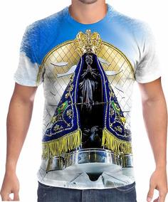 3157a64eb8a2 Camisa Camiseta Nossa Senhora Aparecida