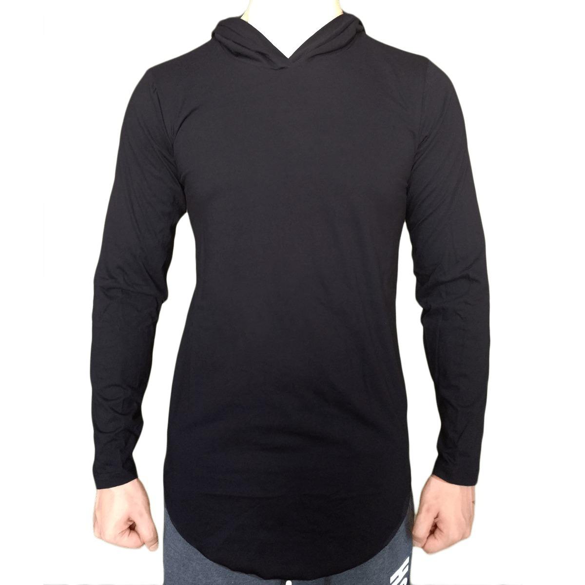 9692f2345 camisa camiseta oversized swag capuz manga longa masculina. Carregando zoom.