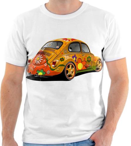 camisa camiseta personalizada fusca carro 5