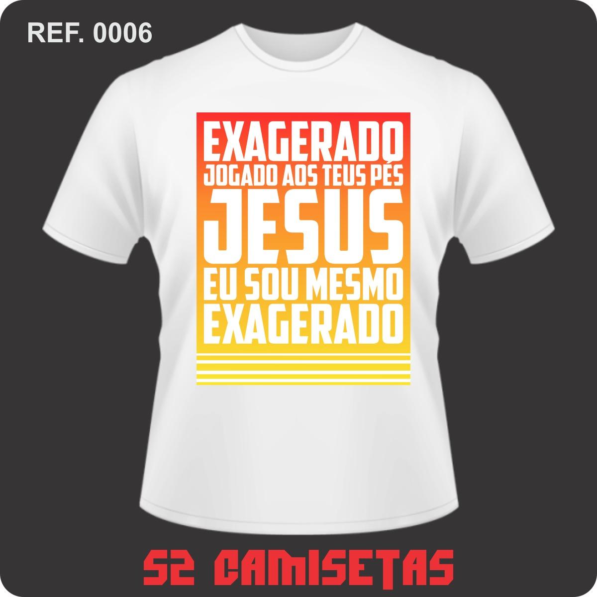 4f4ebd851 camisa camiseta personalizada jesus. Carregando zoom.