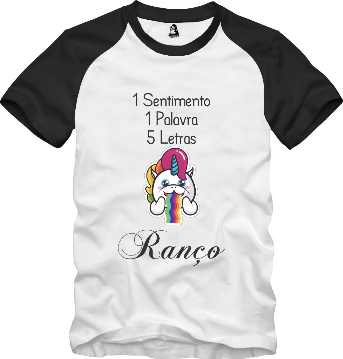 camisa camiseta personalizada ranço. Carregando zoom. ba10248cd53