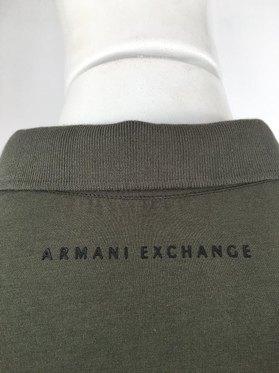 2a562d3372 camisa camiseta polo armani exchange original importada g. Carregando zoom.