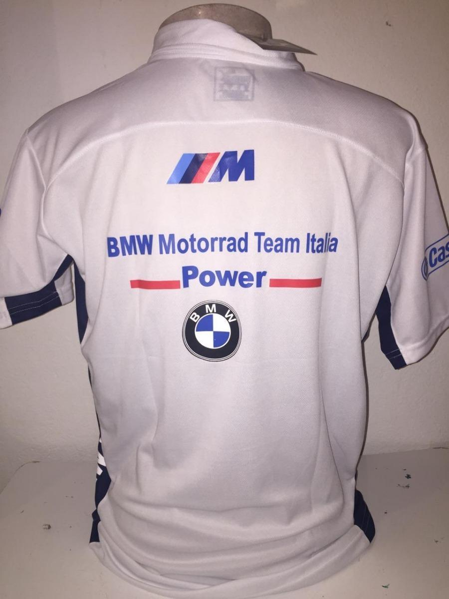 camisa camiseta polo bmw formula 1 f1 branca promoção. Carregando zoom. 4f0fbec8d3dd1