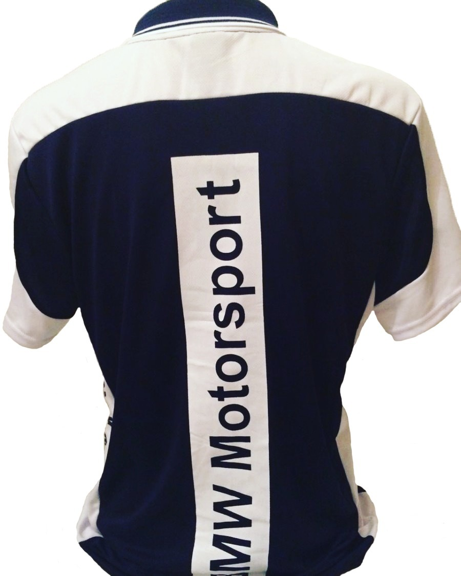 camisa camiseta polo bmw formula 1 f1 índigo lançamento. Carregando zoom. 0521c81a420cf
