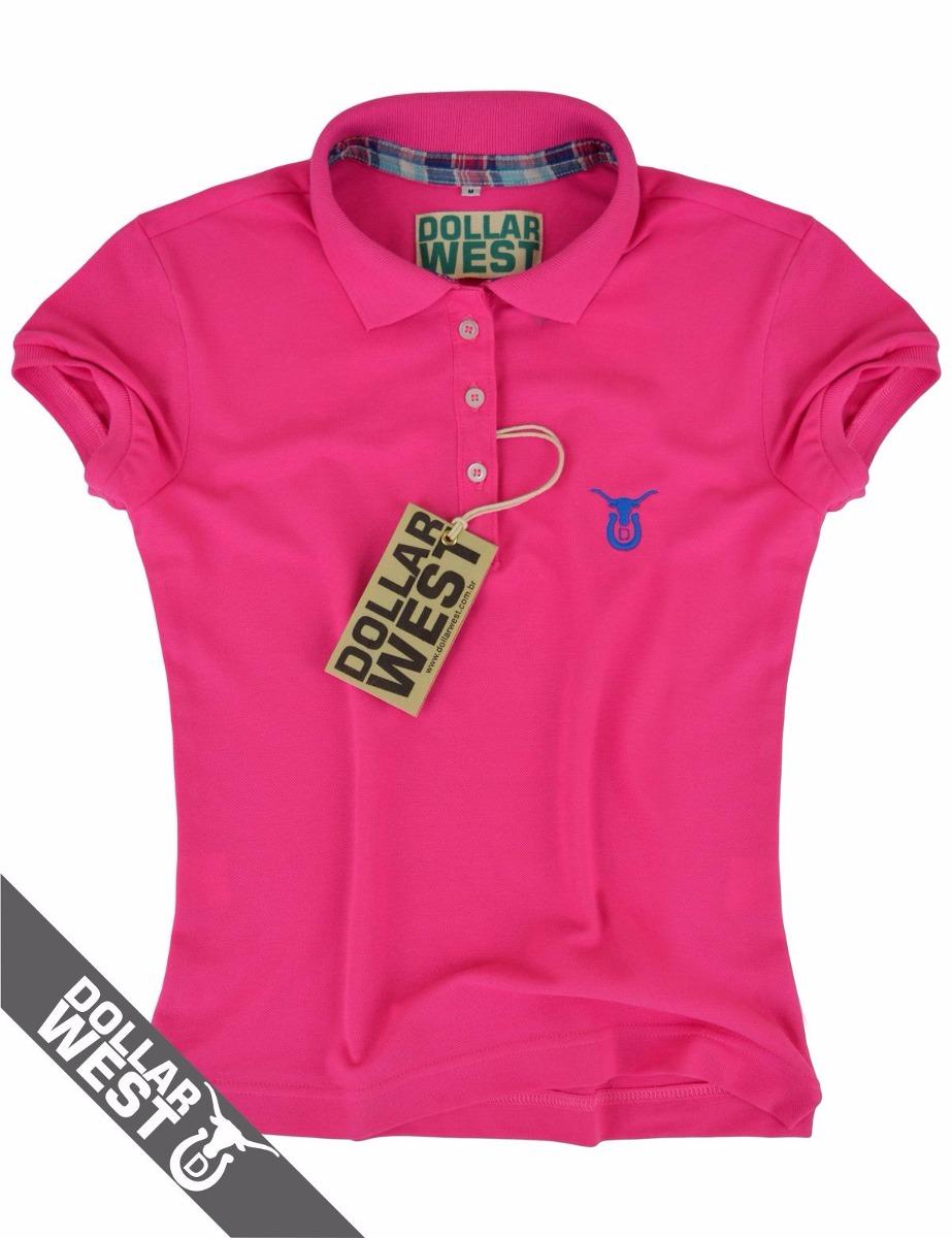 Camisa Camiseta Polo Estilo Cowboy 38fafae9bf8c3