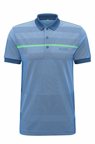 c8f0b3f6969da Camisa Camiseta Polo Hugo Boss Mens Paddy -   6