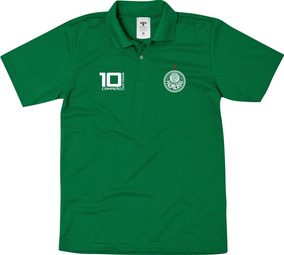 82eee17c70 Camisa Polo Palmeiras - Masculina Palmeiras em De Times Nacionais no  Mercado Livre Brasil