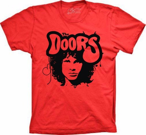 camisa camiseta rock jim morrison the doors frete gratis