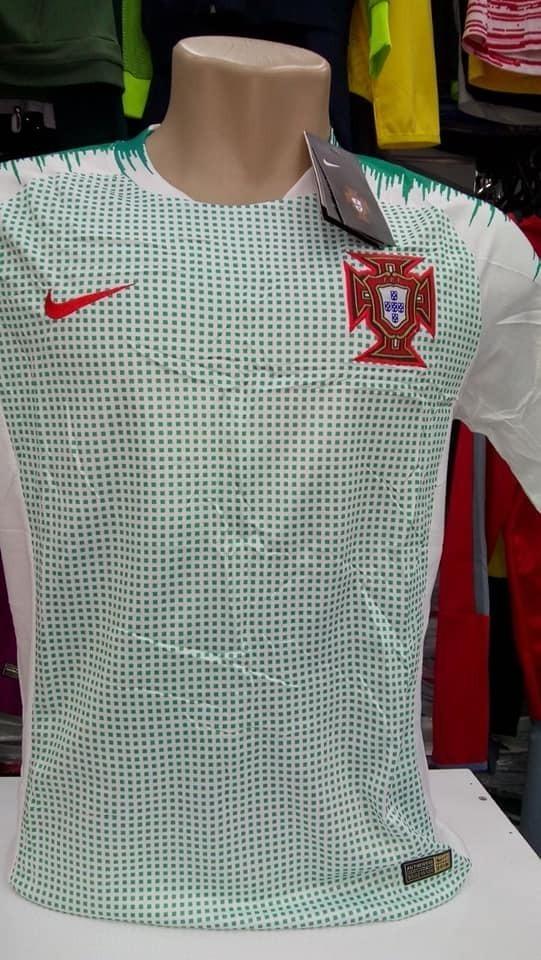 camisa camiseta seleção portuguesa adulto oficial copa 2018. Carregando zoom . 56bddb24b313a