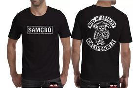 9cf426259cea6 Camiseta Filho Anarquia - Camisetas Masculinas Curta com o Melhores Preços  no Mercado Livre Brasil