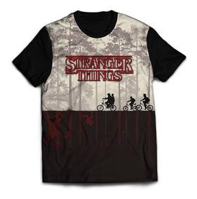ad561ec8edf5 Camisa Camiseta Stranger Things Serie Seriado 02