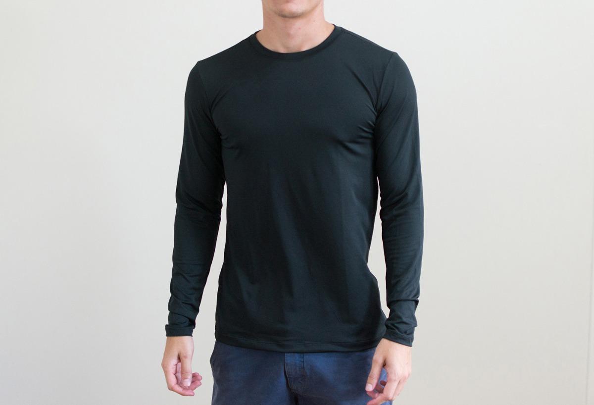 92ea4cc7ce9f3 camisa camiseta térmica masculina manga longa compressão. Carregando zoom.
