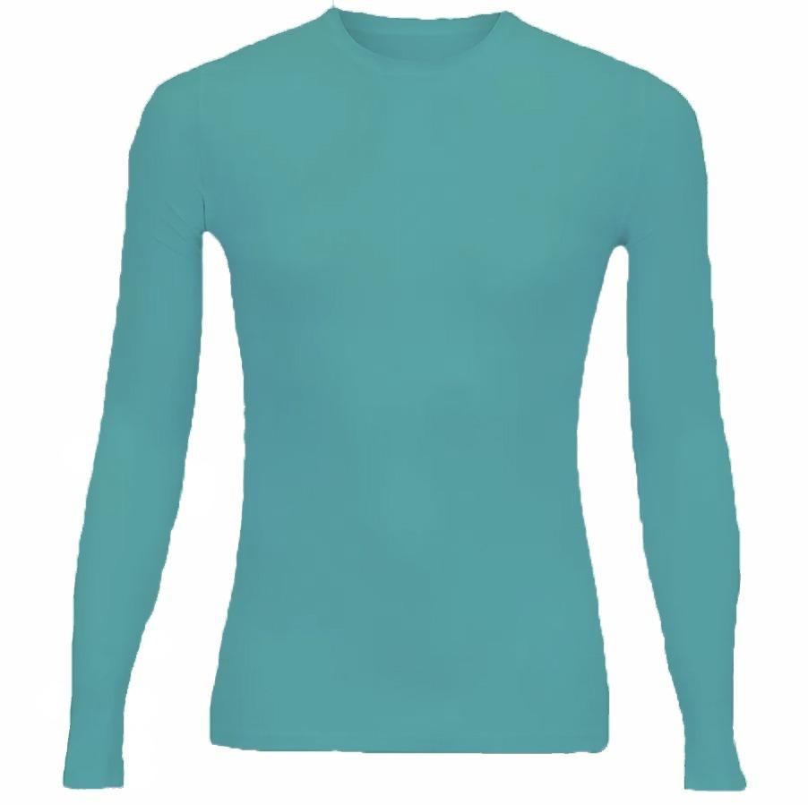 camisa camiseta térmica segunda pele frio moderado. Carregando zoom. ae756c8b5d6e0