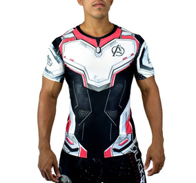 cd93371988 Camisa Vingadores 3d Estampa Total - Calçados, Roupas e Bolsas com o  Melhores Preços no Mercado Livre Brasil