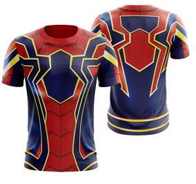 2240f42642 Camiseta Dos Vingadores Adulta Camisetas - Camisetas e Blusas com o  Melhores Preços no Mercado Livre Brasil