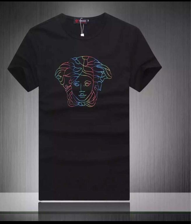 Camisa Camiseta Versace Masculina - Pronta Entrega - R  350 cbecc54e256