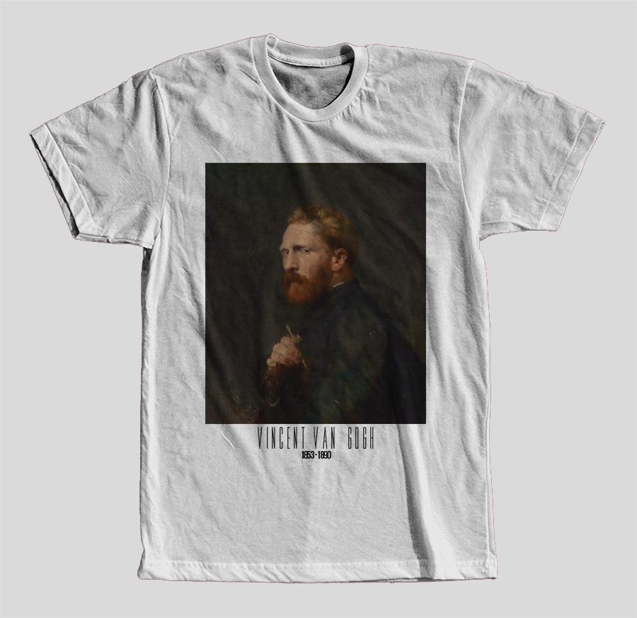 4059852cb camisa camiseta vincent van gogh 1853 1890 tumblr unissex. Carregando zoom.