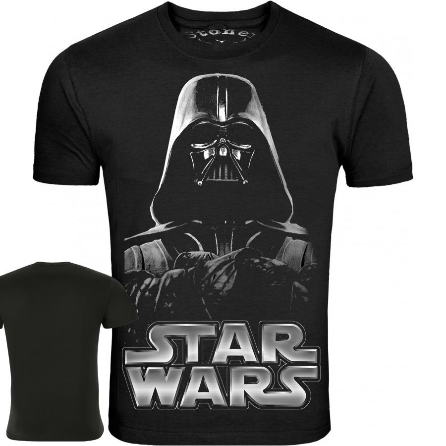d30b4bdf1 ... camisetas star wars - darth vader filmes. Carregando zoom.