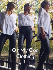 4b5ed4f3d Blusa Elegante Camisa Blanca De Dama - Blusas de Mujer XL en Mercado ...
