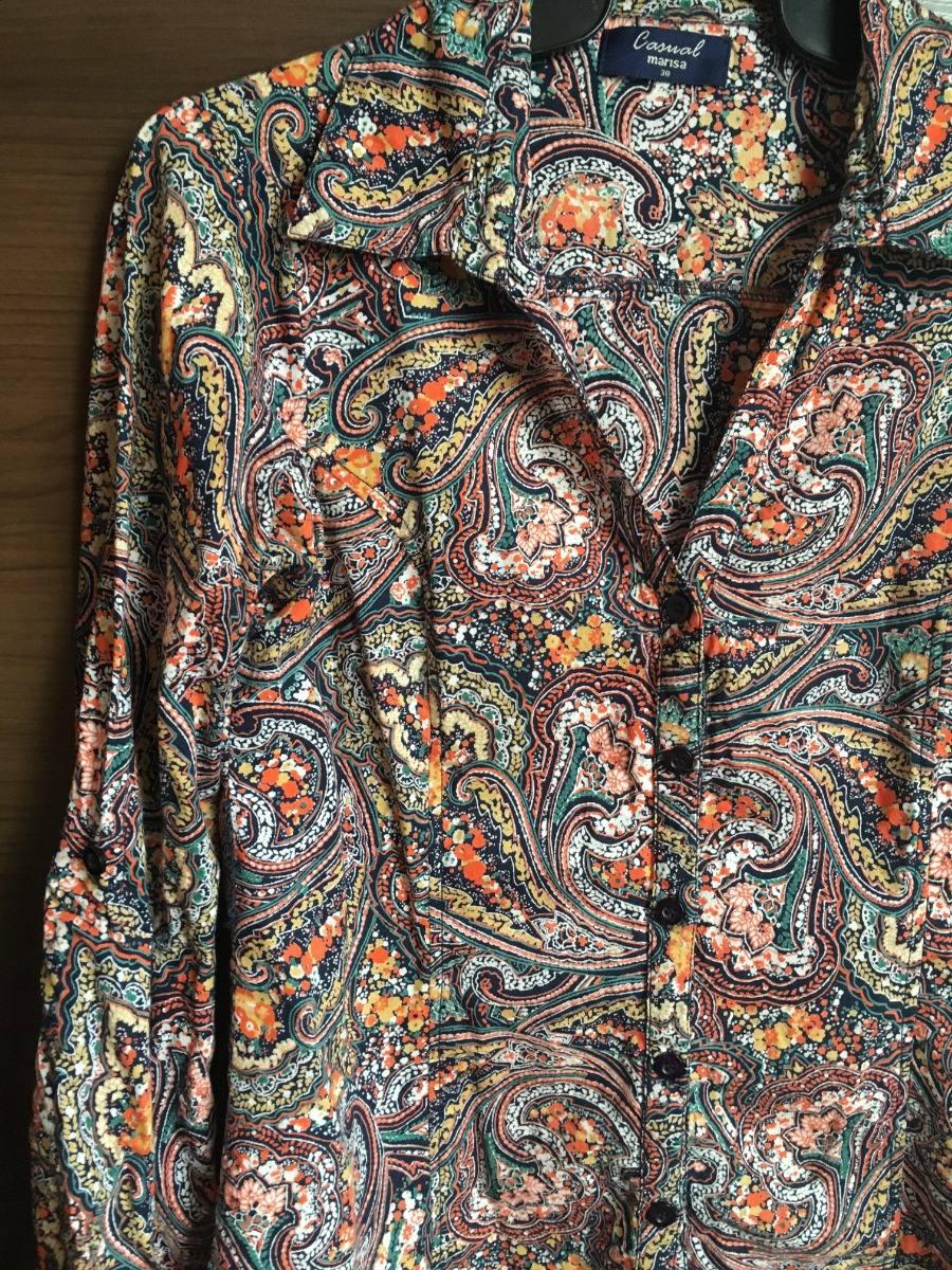 3eedd7afecd8 Camisa Casual Feminina - Loja Marisa - R$ 10,00 em Mercado Livre