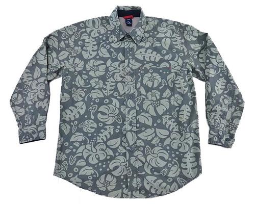 camisa casual gap kids niño seminueva hawaiana en oferta #66