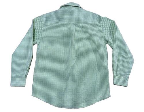 camisa casual gap kids seminueva en remate! náutica #68