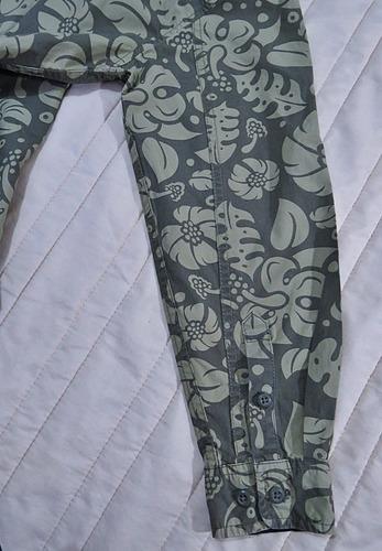 camisa casual gap kids seminueva hawaiana en oferta #66
