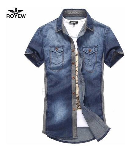 camisa casual jeans varios tamanhos . importada